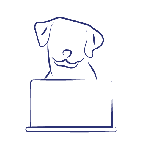 Customer service email icon for bezzie.